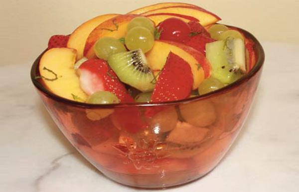 Salada da frutas