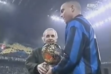 Dez Gols de Ronaldo Fenômeno