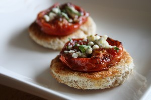 tomates assados semi secos 8 300x200 Tomates assados