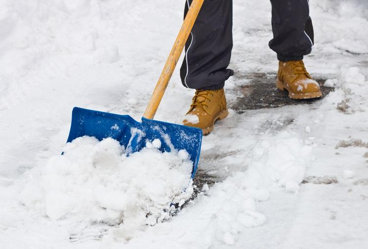 Foto15 Tirando neve New Jersey poderá acumular até 4 polegadas de neve