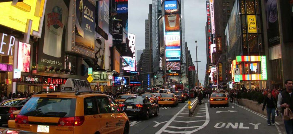 Foto17 Times Square 1024x469 Governador quer criar pedágios no combate a engarrafamentos em NYC