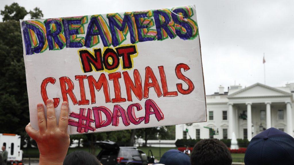 Foto21 Protesto DACA 1024x575 1 entre 8 estudantes é filho de indocumentado na CA