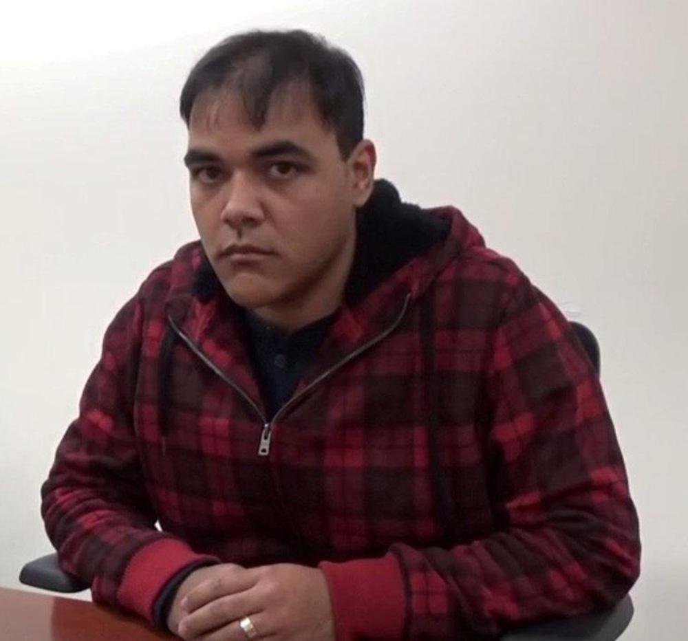 Foto15 Cleber Rene Rizerio Rocha Brasileiro flagrado com US$ 20 milhões no colchão pega 3 anos de prisão