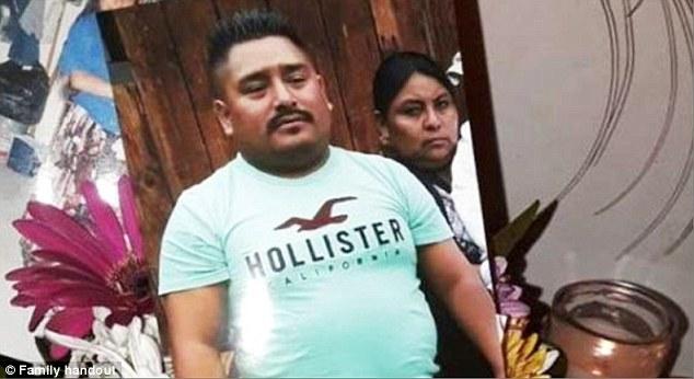 Foto6 Santo Hilario Garcia e Marcelina Garcia Profecto Casal morre em acidente ao fugir de agentes do ICE