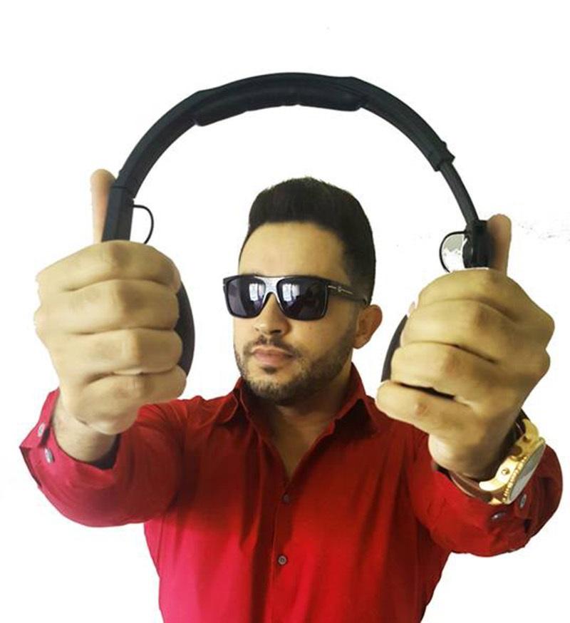 Foto14 DJ Henrique Mendes  DJ brasileiro relata a luta contra o câncer