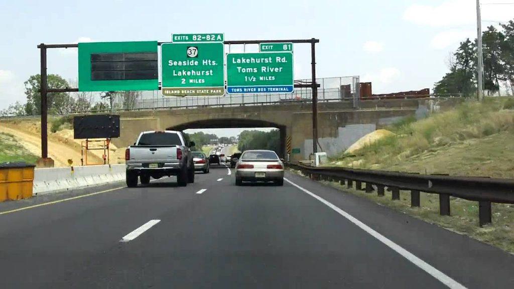Foto14 Garden State Parkway Fechamento da Parkway causa engarrafamento no final de semana
