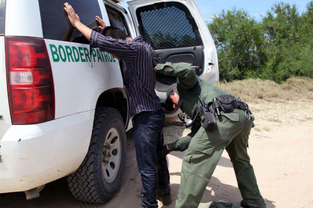 Foto25 Patrulha da Fronteira Trump quer que exército patrulhe fronteira com o México