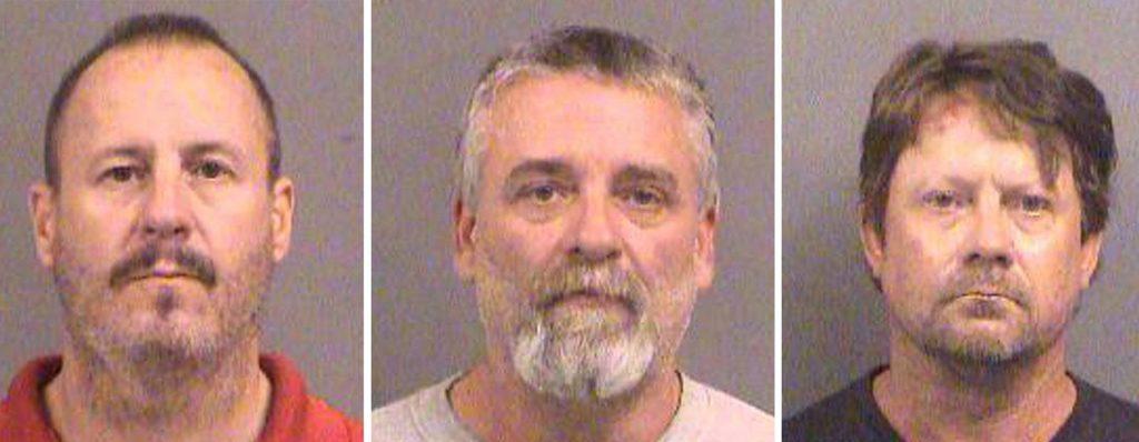 Foto5 Curtis Allen Gavin Wright e Patrick Stein Trio é condenado por tentar matar a bomba imigrantes em Kansas