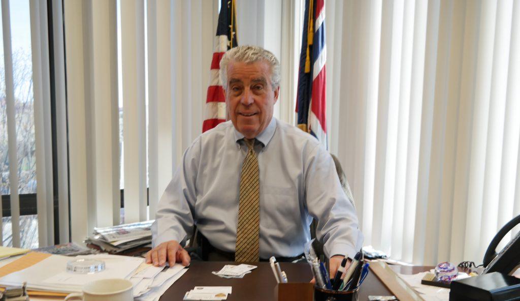 Foto7 Armando Fontoura Xerife Armando Fontoura disputará à reeleição em NJ