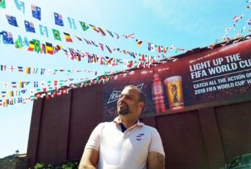 """Delícias de Minas lança o """"QG"""" da Copa do Mundo 2018 no Ironbound"""