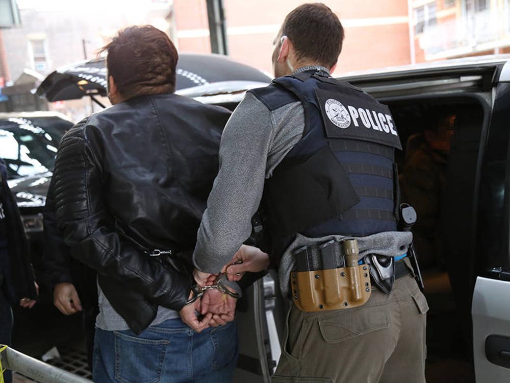 Foto3 Prisao do ICE Brasileiros são presos em batidas do ICE em Nova York