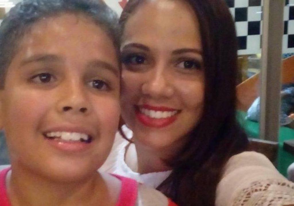 Foto4 Diogo e Lidia Karina Souza 1 Separados na fronteira, brasileira processa EUA para ter filho de volta