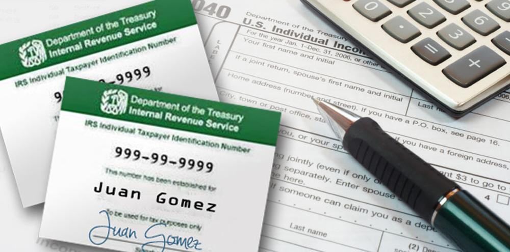 Foto15 ITIN Number  Números do ITIN devem ser renovados antes do imposto de renda