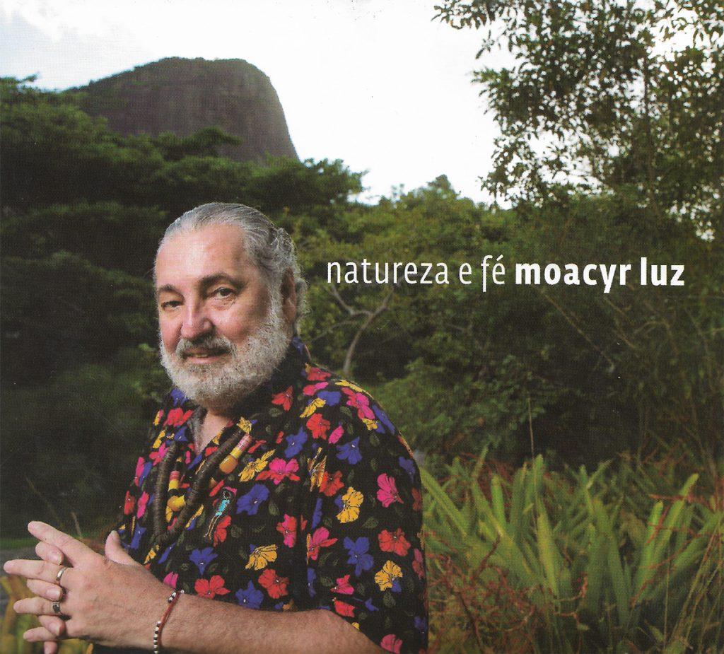 Capa CD Moacyr Luz Natureza e Fé Conflito de codificação Unicode Uma autoridade do samba