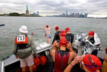 """Nadadores brasileiros tentam repetir vitória no """"Liberty to Freedom Swim"""""""