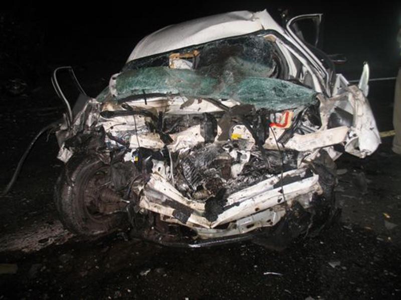 Foto12 Acidente na State Route 79 4 indocumentados morrem em acidente de carro no Arizona
