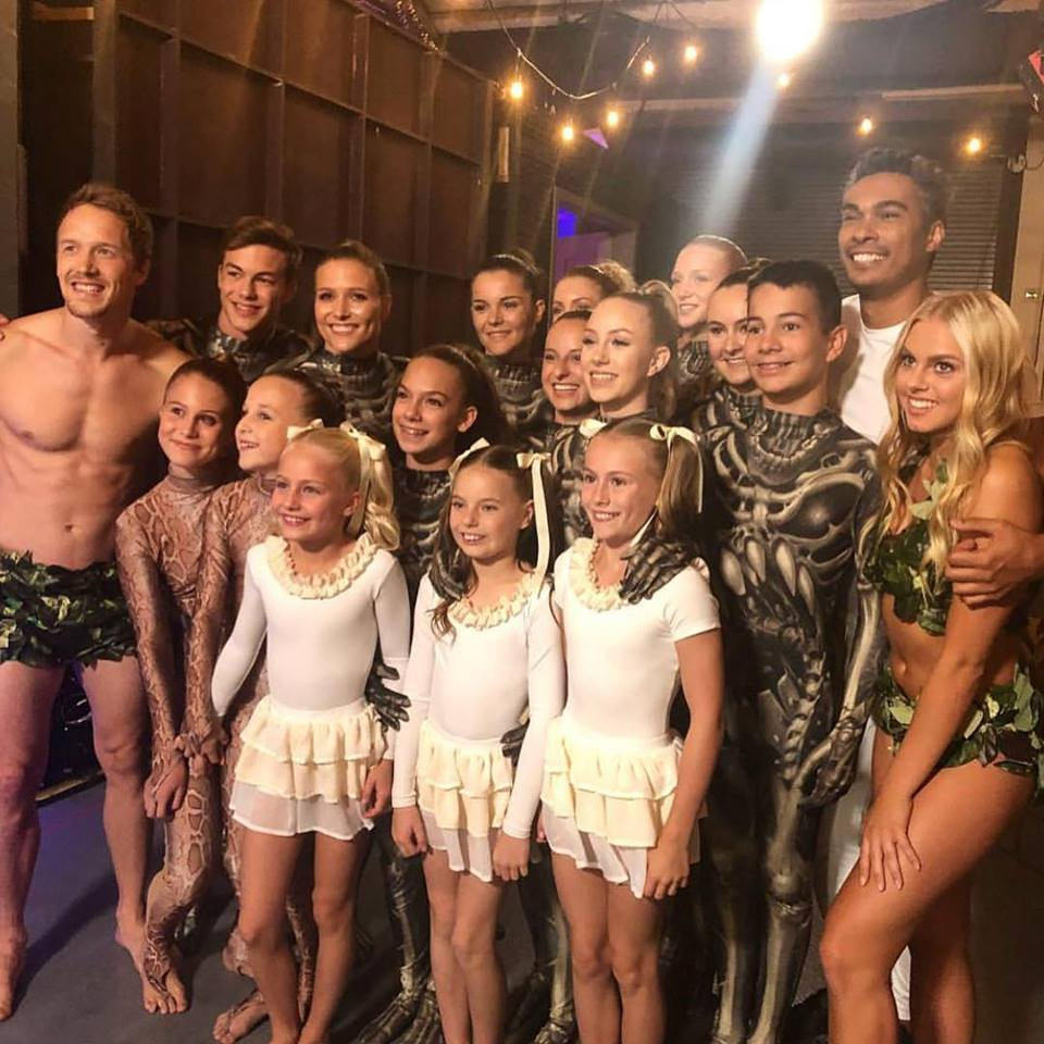Foto26 Grupo Zurcaroh  Brasileiro é vice campeão do Americas Got Talent