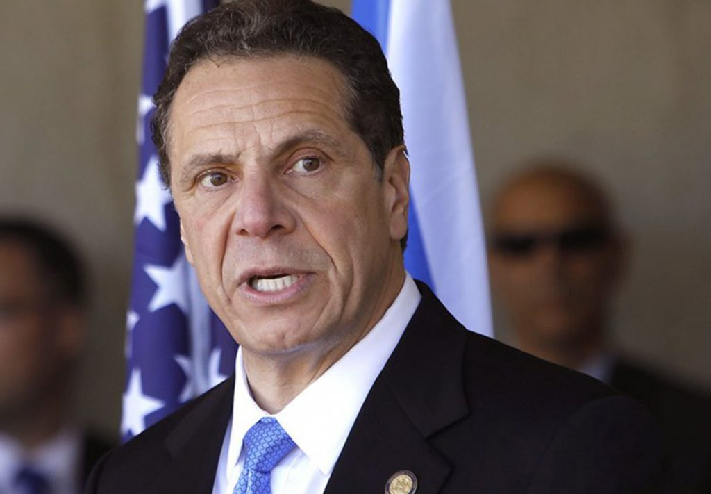 Foto7 Andrew Cuomo NY: Líderes judaicos pressionam a favor de carteira para indocumentados
