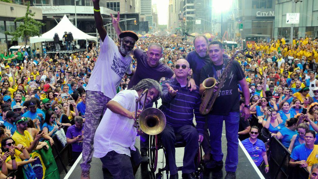 Os Paralamas do Sucesso no BR Day New York  BR Day New York celebra as conquistas dos brasileiros nos EUA com muita música