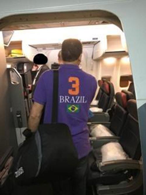 Foto1 Varley Ramos Costa  Brasileiro suspeito de matar amante da esposa é deportado