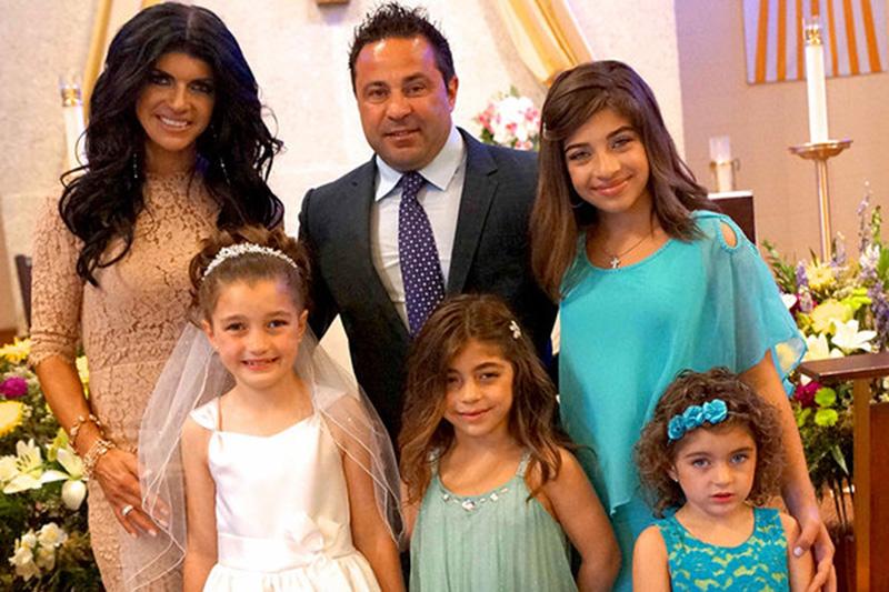 """Foto11 Familia Giudice Esposa revela processo de deportação de """"Reality Star"""" em NJ"""