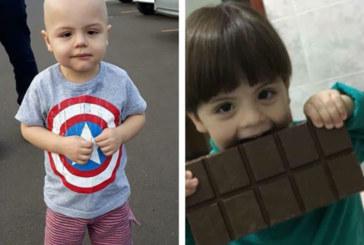 Brasileirinho morre de leucemia e irmão gêmeo enfrenta amesma doença