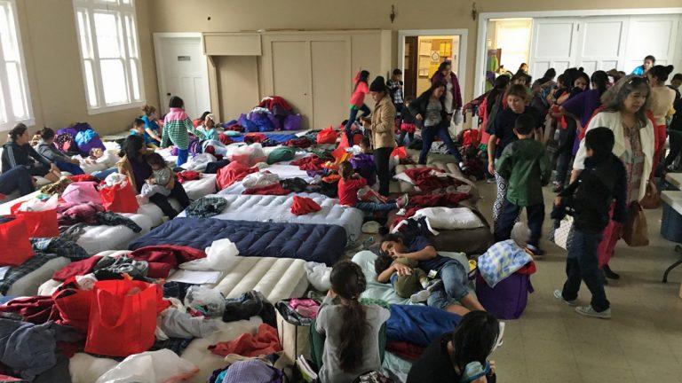 Foto8 Capitolio Massachusetts 1 ICE acelera liberação de famílias detidas na fronteira com o México