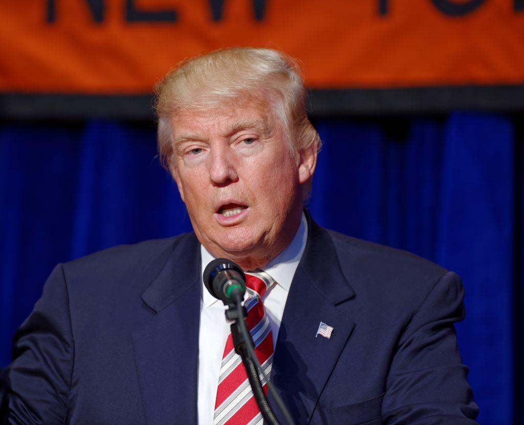 Foto1 Donald Trump Partido de Trump perde a liderança da Câmara e mantém Senado