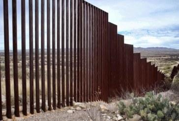 Projeto de muro na fronteira com o México recebe verba de US$ 145 milhões