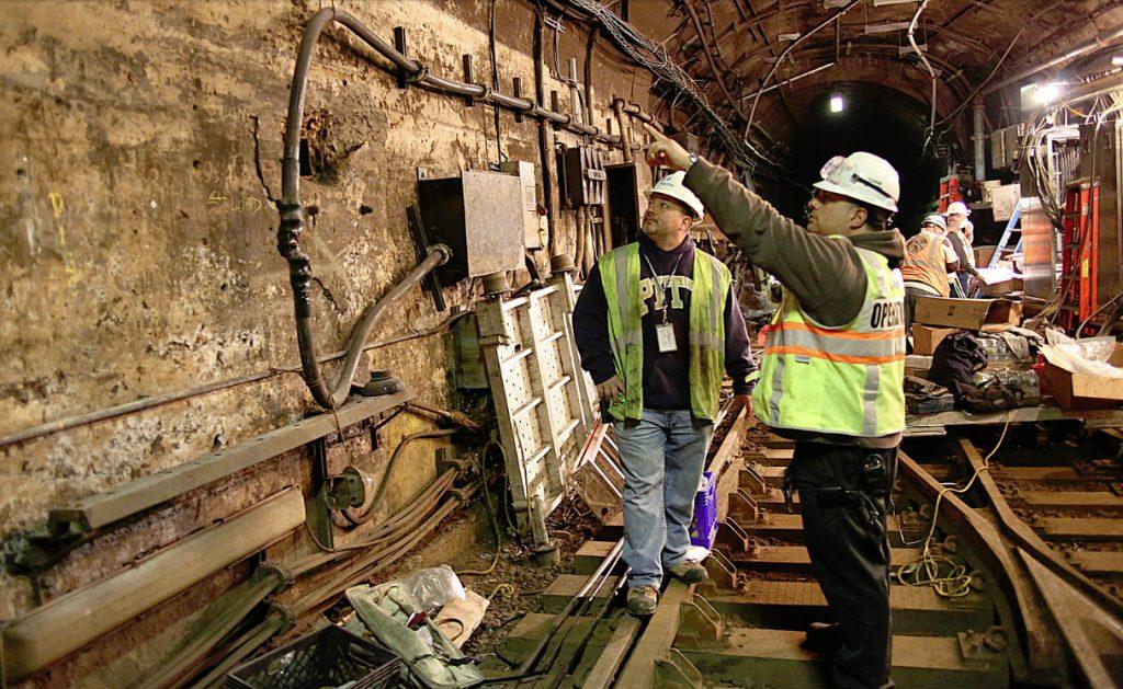 Foto22 Tunel NY e NJ Cuomo defende construção de 3º túnel entre NY e NJ