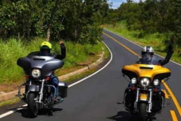 Brasileiras viajam de moto do Rio Grande do Sul a Wisconsin
