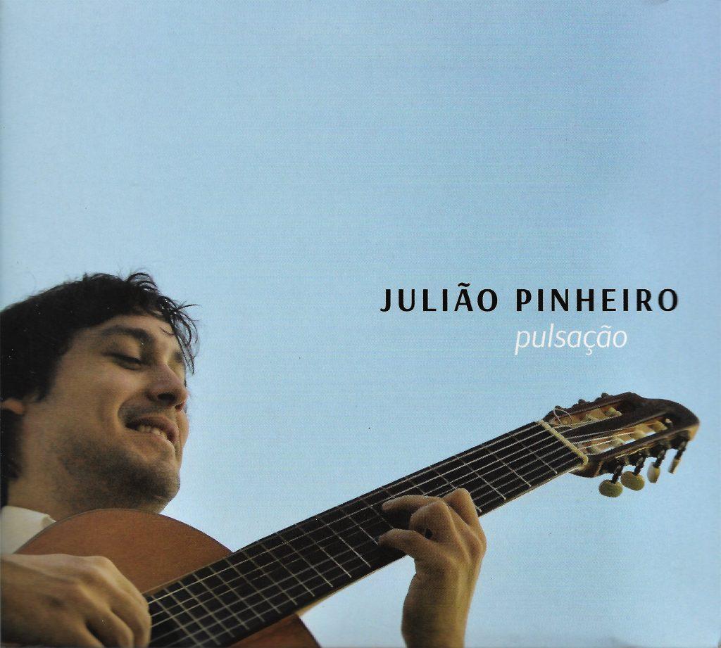 Capa CD Juliao Pinheiro Julião é bão