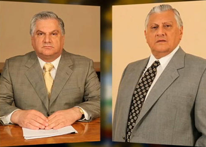 Foto13 William e Roberto Isaias Irmãos foragidos ligados a Bobby Menendez são presos na FL
