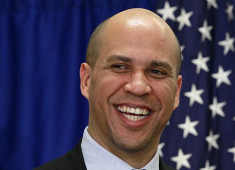 Foto14 Cory Booker Ex prefeito de Newark concorrerá à presidência dos EUA