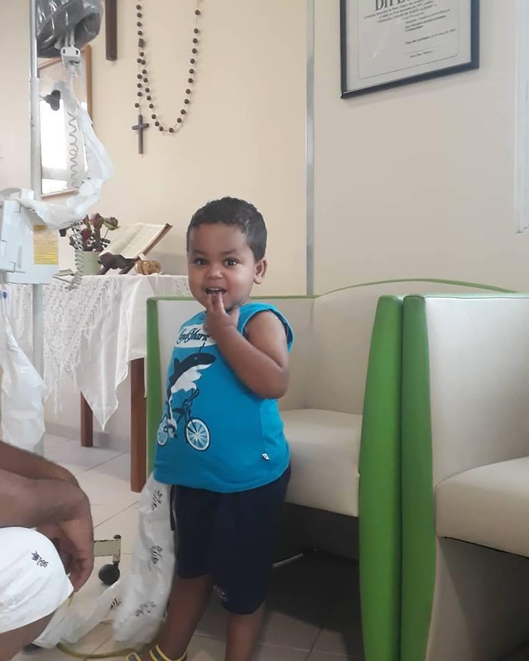 Foto15 Samuel Soares dos Santos Brasil libera US$ 1.6 milhão para transplante de menino nos EUA