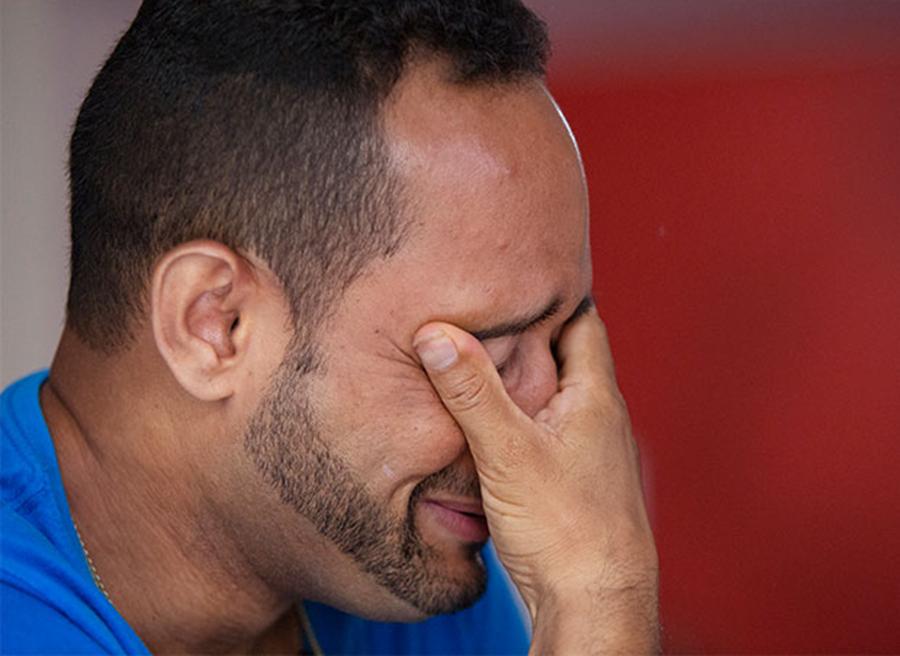 Foto19 Paul Fernando Schreiner  Brasileiro adotado por americanos é deportado após 31 anos