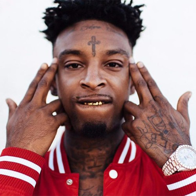Foto20 21 Savage Indocumentado, Rapper 21 Savage é preso pelo ICE