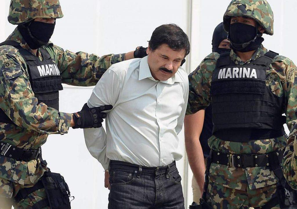 Foto26 El Chapo  Traficante El Chapo pega prisão perpétua em NY