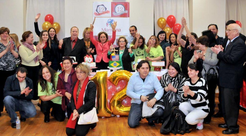 Foto27 Aniversario Mantena Global Care  Mantena Global Care celebra 15 anos em NJ