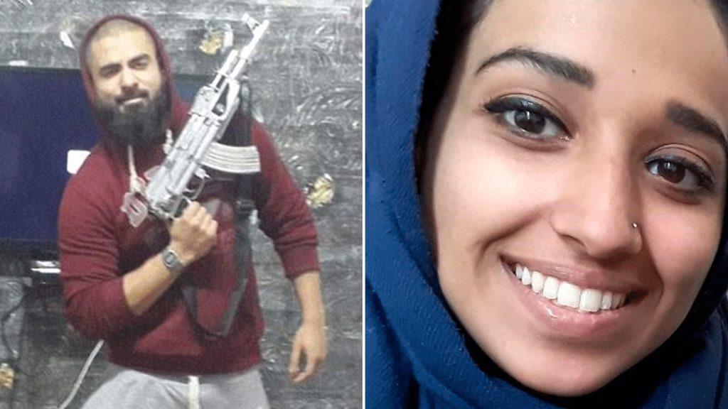 """Foto8 Hoda Muthana Trump não quer que """"noiva do ISIS"""" retorne aos EUA"""