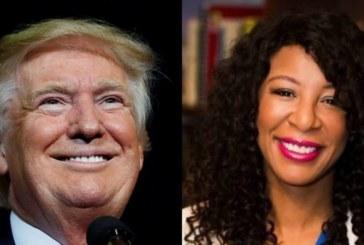 Auxiliar de campanha acusa Trump de tê-la beijado a força