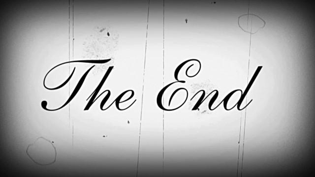 É o fim!