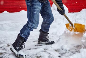 Após neve, frente fria castigará New Jersey