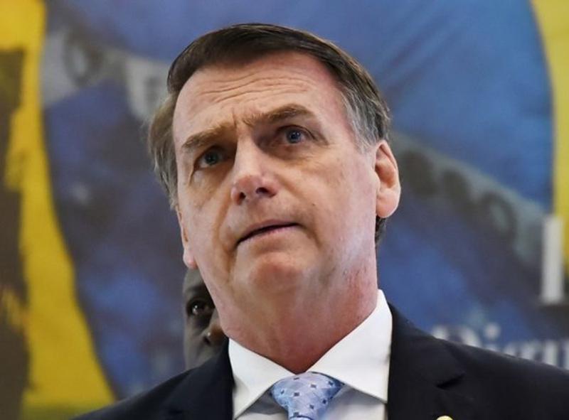 Foto12 Jair Bolsonaro  Prefeito de NY comemora cancelamento de homenagem a Bolsonaro em museu