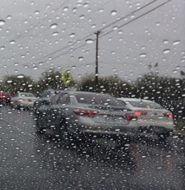Foto18 Chuva NJ: Especialistas preveem chuvas pesadas no final de semana