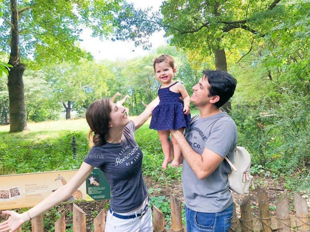 Foto19 Kerelin Evie e Wallace Brasileira dá à luz a trigêmeas em Nova York