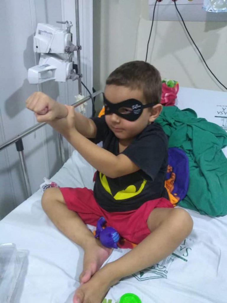 Foto30 Renato Brasileirinho luta contra síndrome rara