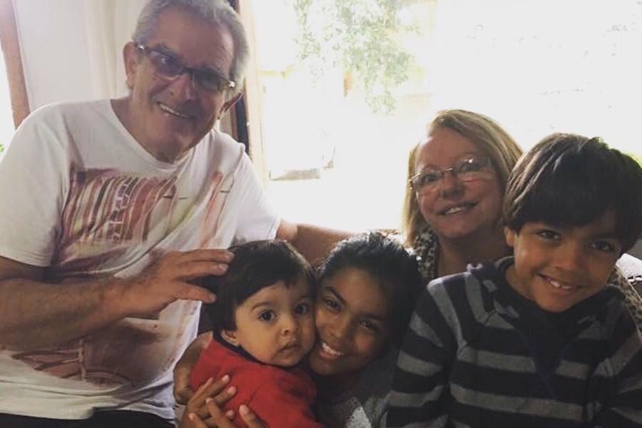 Foto32 Grace Dicker Imigrante pede ajuda para visitar pai doente no Brasil