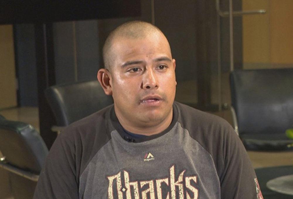 Foto34 Jose Gonzalez Carranza EUA deporta marido de combatente morta em guerra