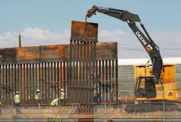 Pentágono libera quase US$ 1 bilhão para reformas em muros na fronteira